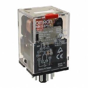 Mks3pn 5 Ac110 240129 Omron Relay Plug In 11 Pin